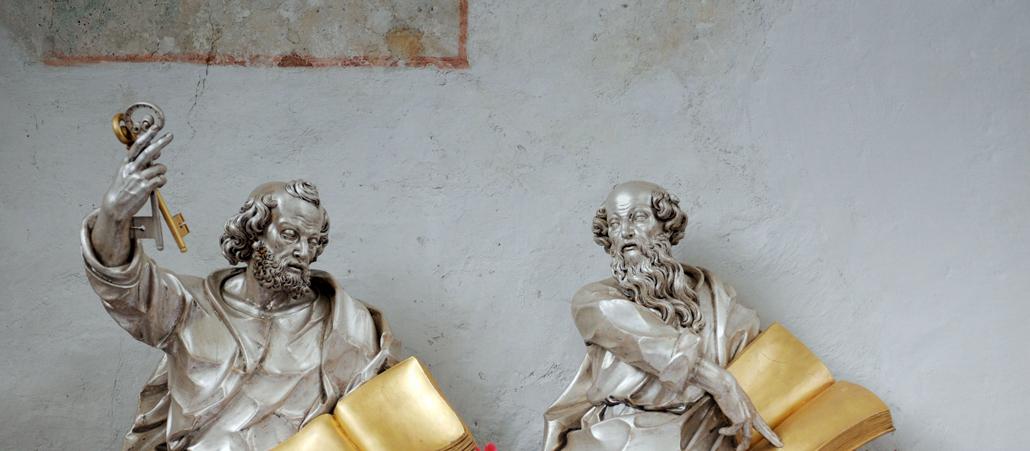 Petrus und Paulus, Apostel