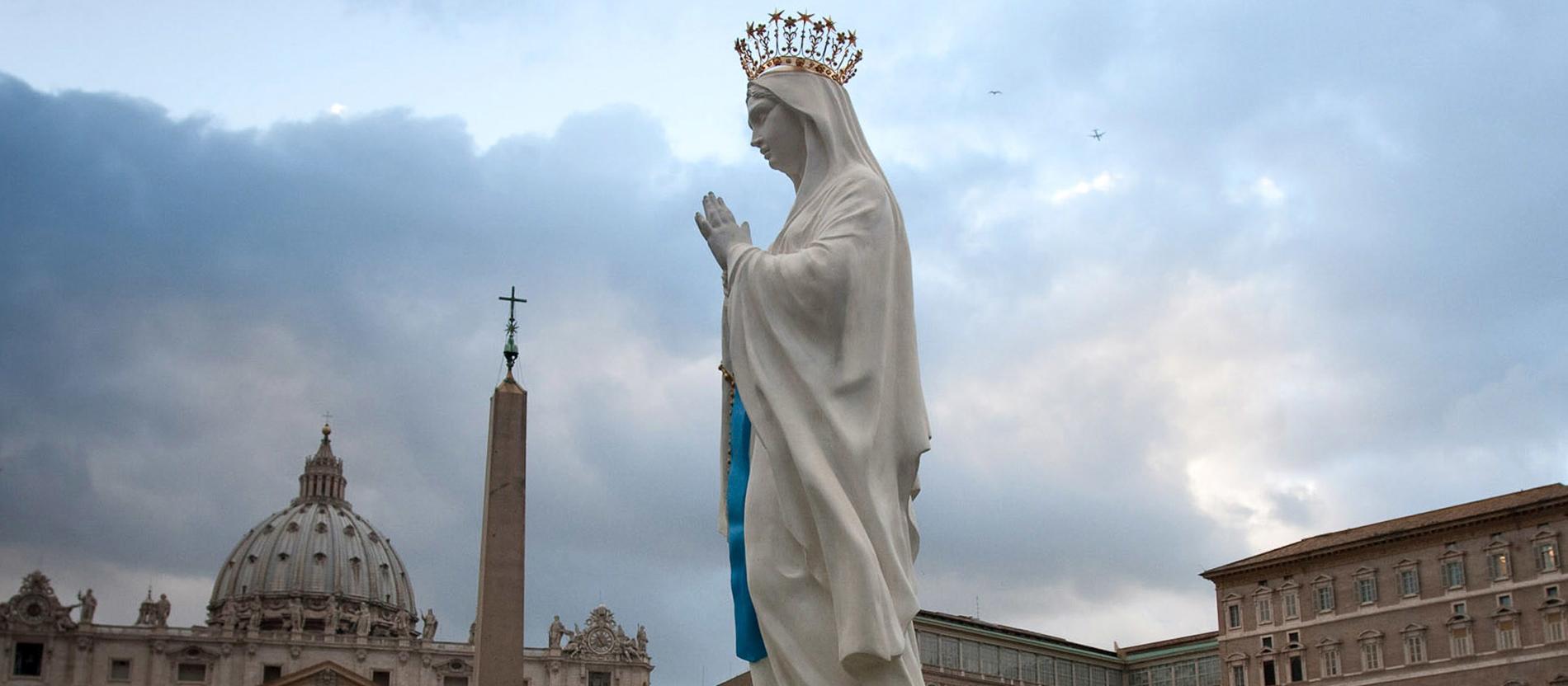Hochfest der ohne Erbsünde empfangenen Jungfrau und Gottesmutter Maria